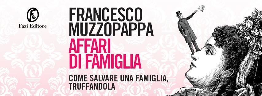 Francesco Muzzopappa esordisce con due romanzi di successo Una posizione scomoda (Fazi Editore, 2013) e Affari di famiglia (Fazi Editore, 2014)