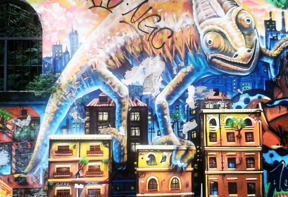 MILANO E LA STREET ART: UN ITINERARIO ALTERNATIVO ALL'INSEGNA DEL COLORE