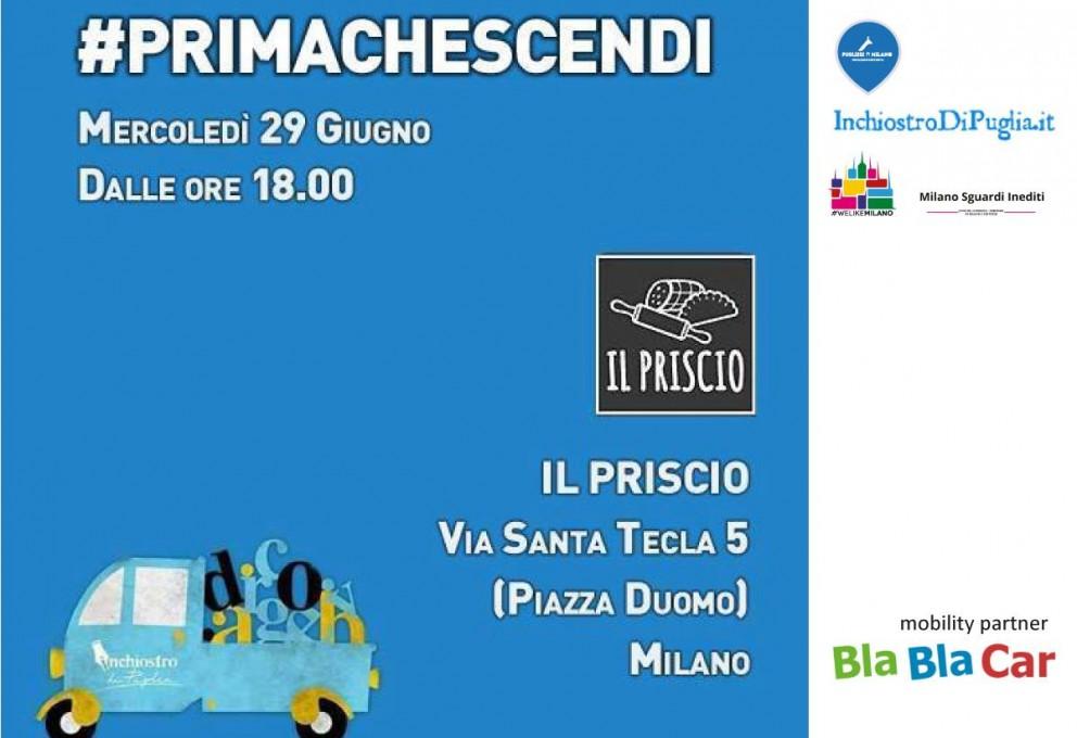 #Primachescendi passa all'Happy Puglia!