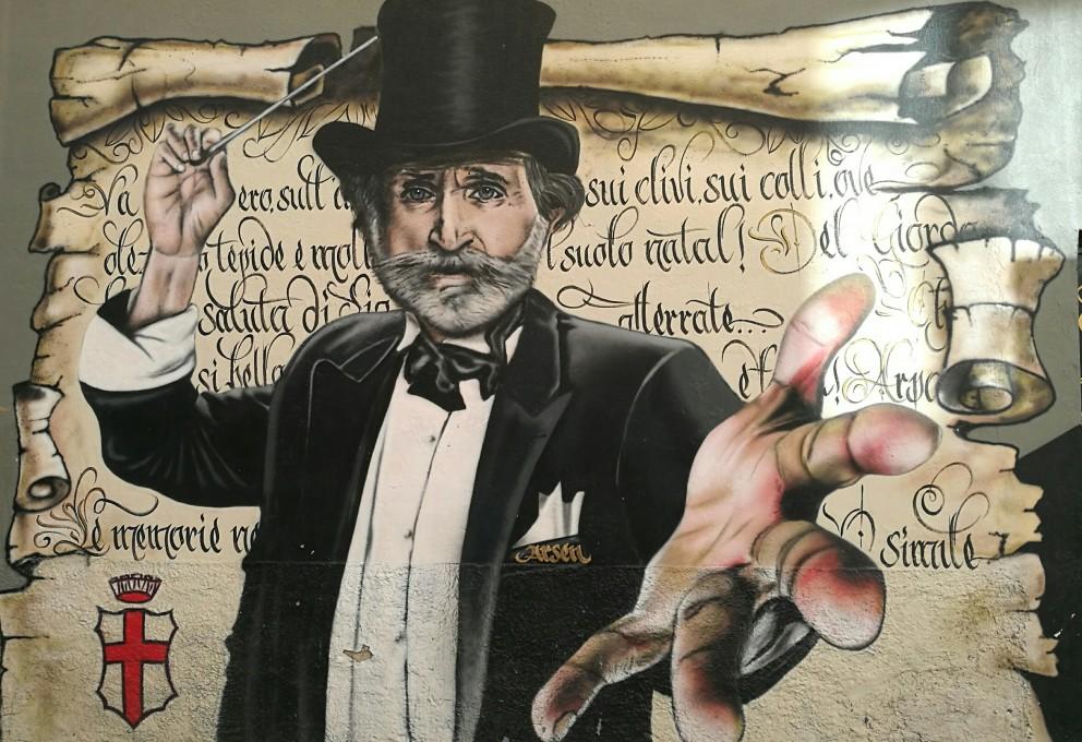 Itinerario alla scoperta della street art