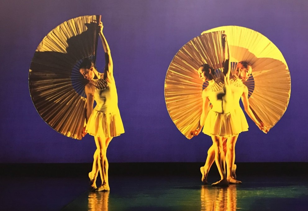"""I Momix in mostra con """"Instantanee di danza"""""""