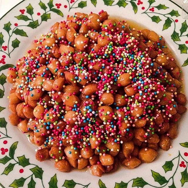 I dolci tipici del Natale in Puglia