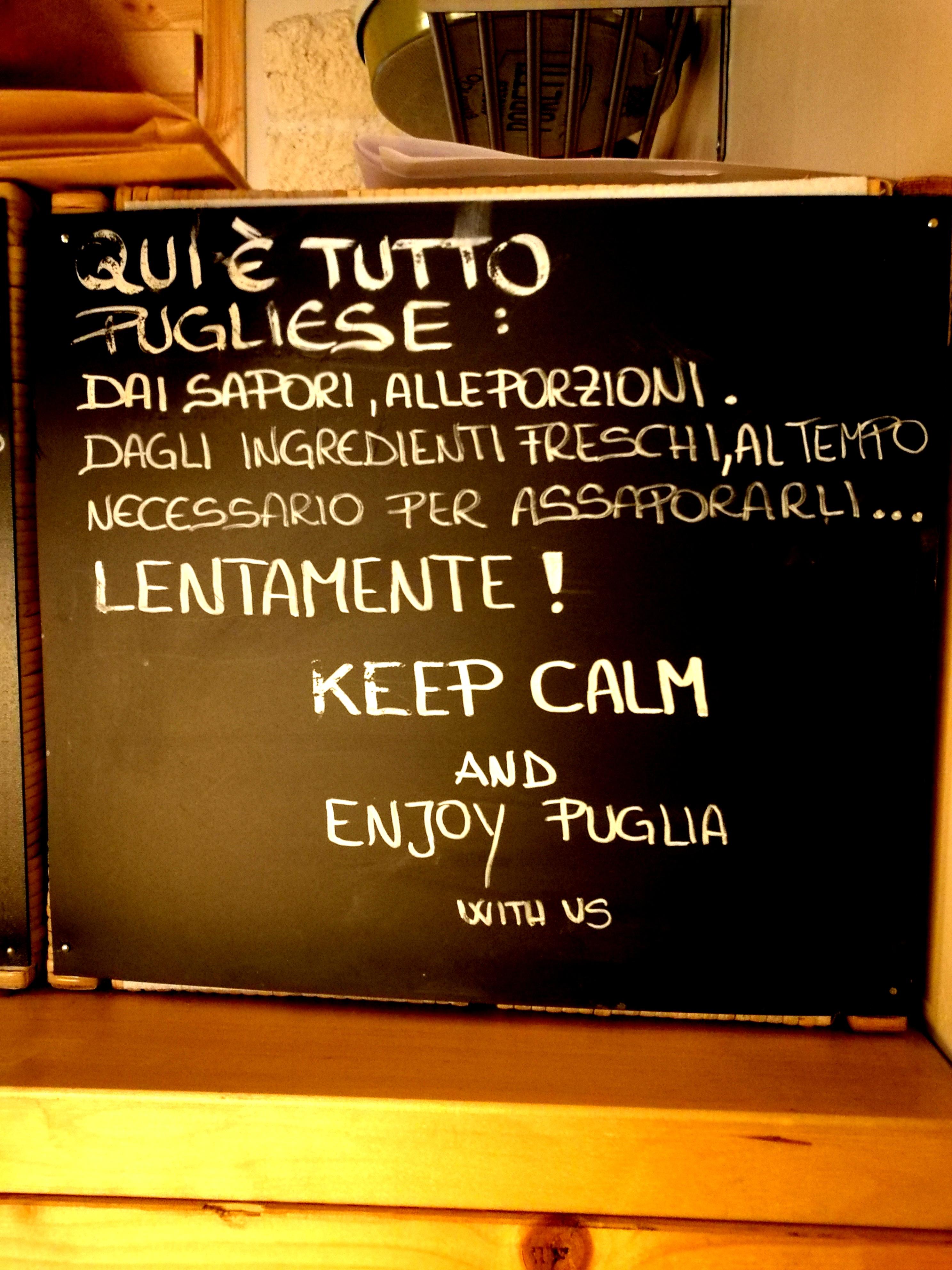 Puglia Bakery propone cucina pugliese senza glutine