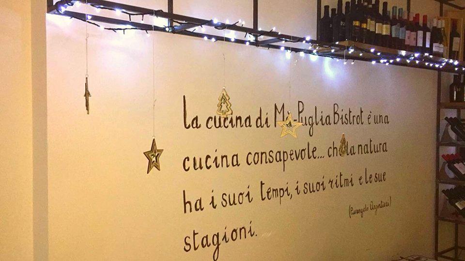 Pierangelo Argentieri proprietario di Mo Puglia Bistrot