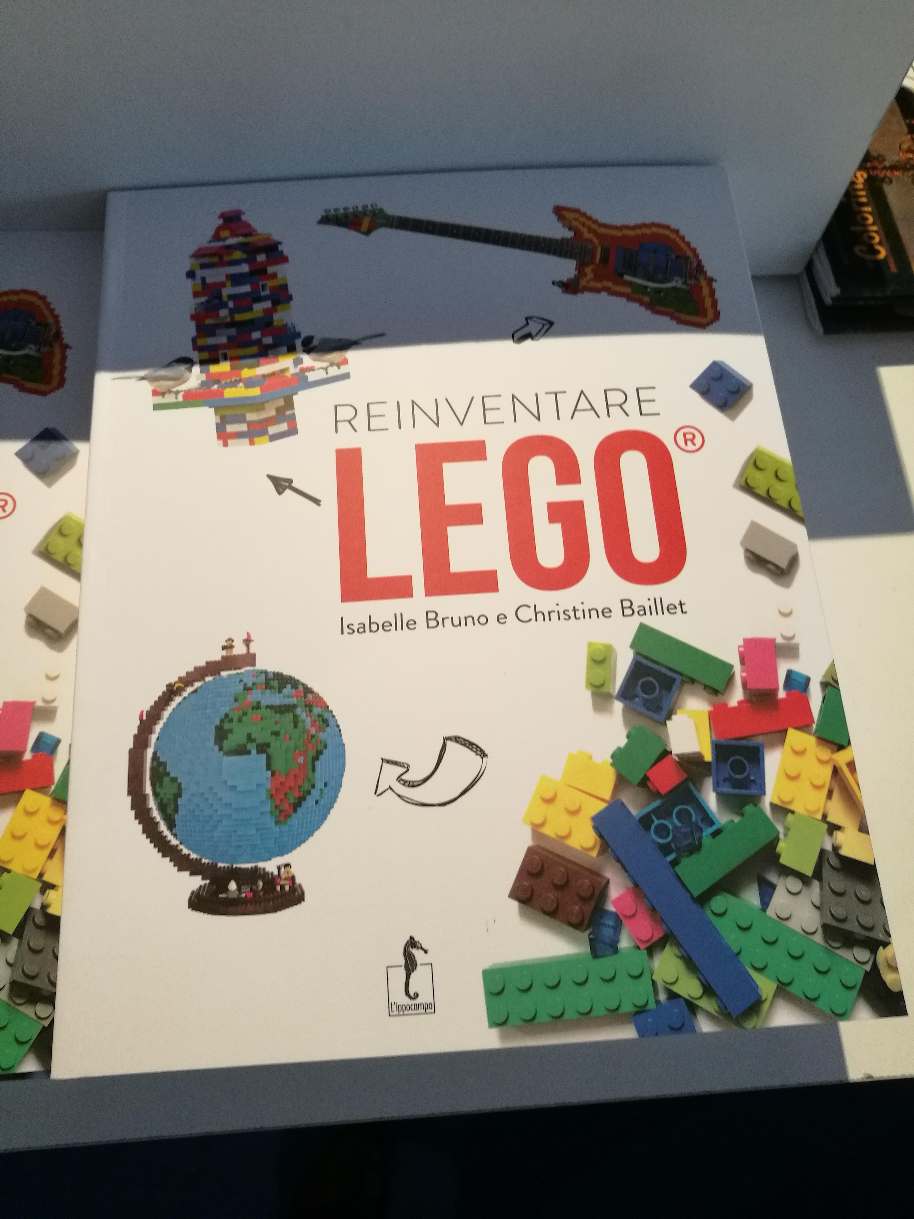Utilizzare i Lego per creare oggetti