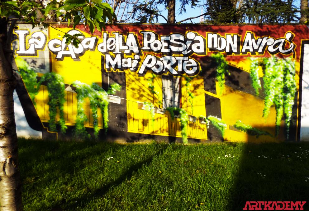 DOMENICA 13 MAGGIO : STREET ART TOUR SUI NAVIGLI CON ARTKADEMY