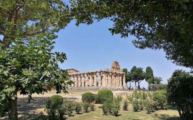 UNESCO FESTIVAL EXPERIENCE: ALLA SCOPERTA DI PAESTUM