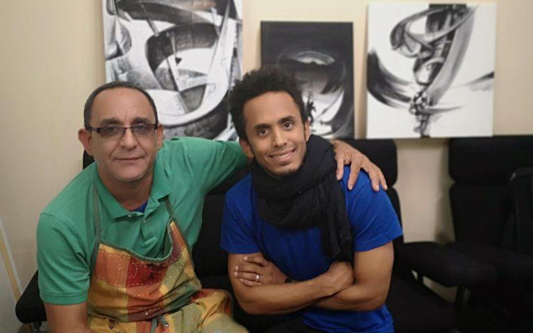 STREET ART CON L'AUTORE: CONOSCIAMO L'ARTISTA DANIS MONTERO ORTEGA PADRE DI ASCANIO CUBA