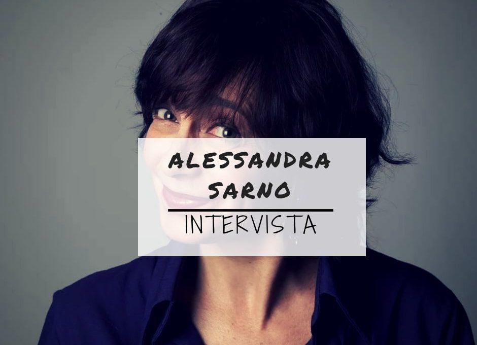 ALESSANDRA SARNO, ATTRICE PUGLIESE CON LA PUGLIA NEL CUORE
