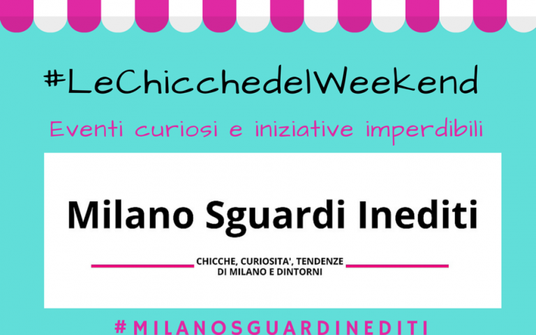 #Lechicchedelweekend tra party, food e passeggiate
