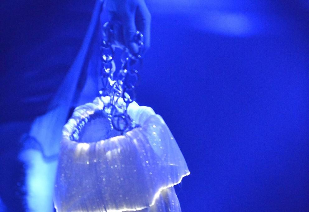 LIGHT MY NIGHT è IL CONCEPT DELLA SFILATA/SHOW DI FEDERICO SANGALLI