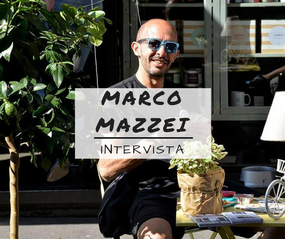 mARCO MAZZEI ha lanciato una campagna di crowdfunding per realizzare cinque azioni di felicità urbana.
