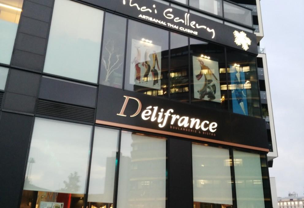 Delifrance, un angolo di Francia a Milano nel cuore di Porta Nuova