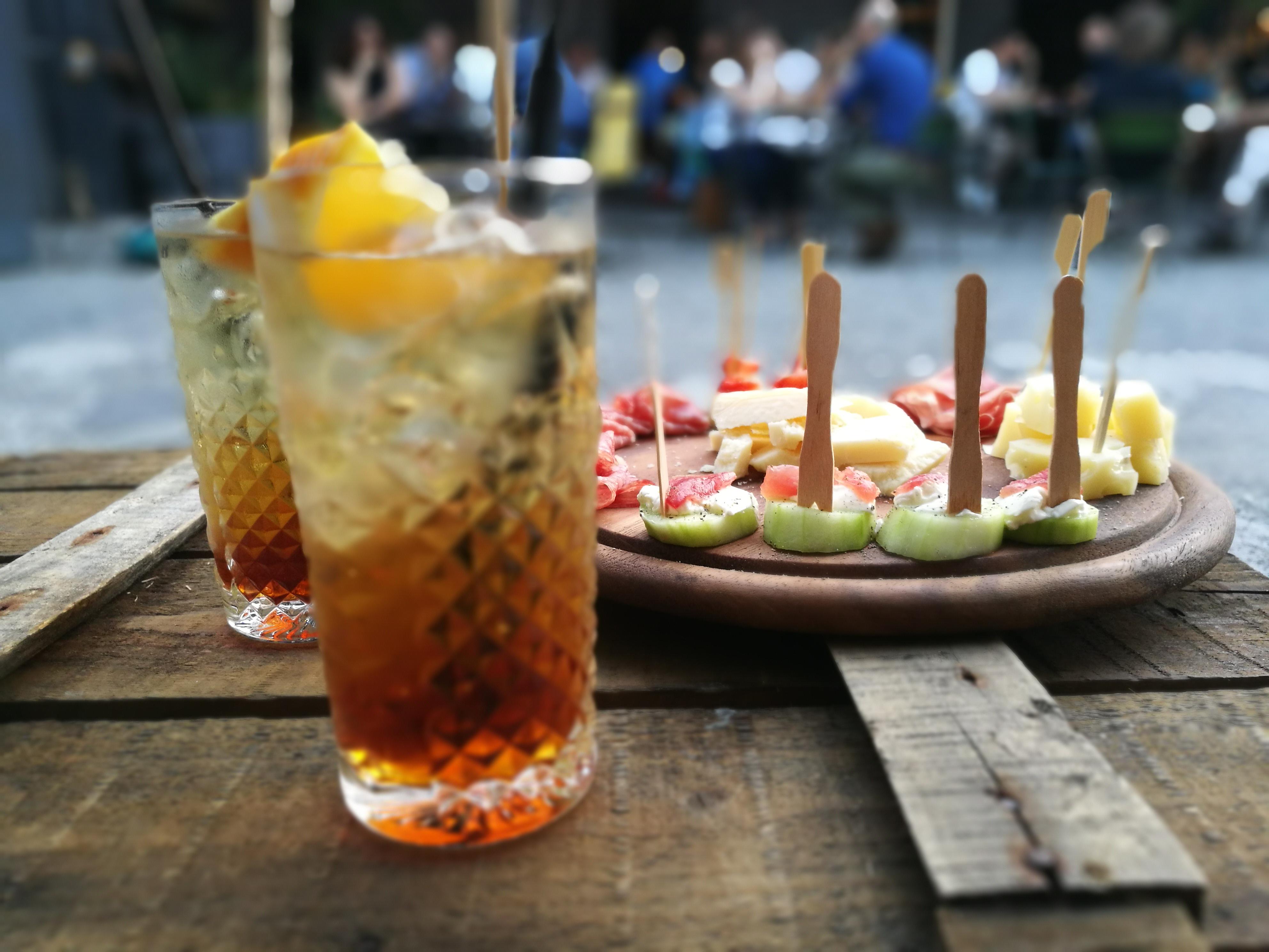 L'Officina Cocktail Bar crea cocktail su misura
