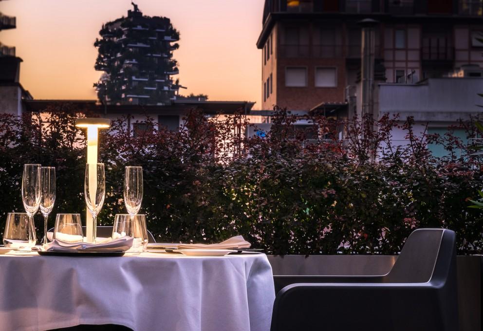 Mangiare in hotel a 5 stelle. La proposta di La Gare Bistrot