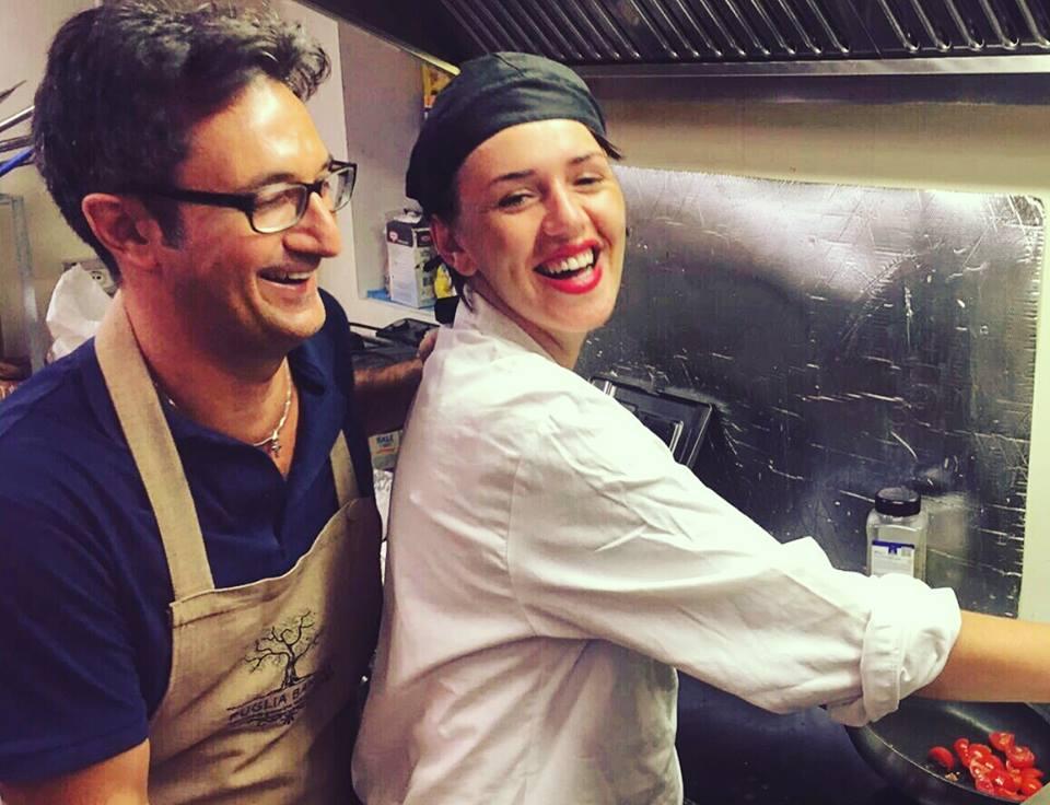 Puglia Bakery è gestito da Fabrizia e Besa
