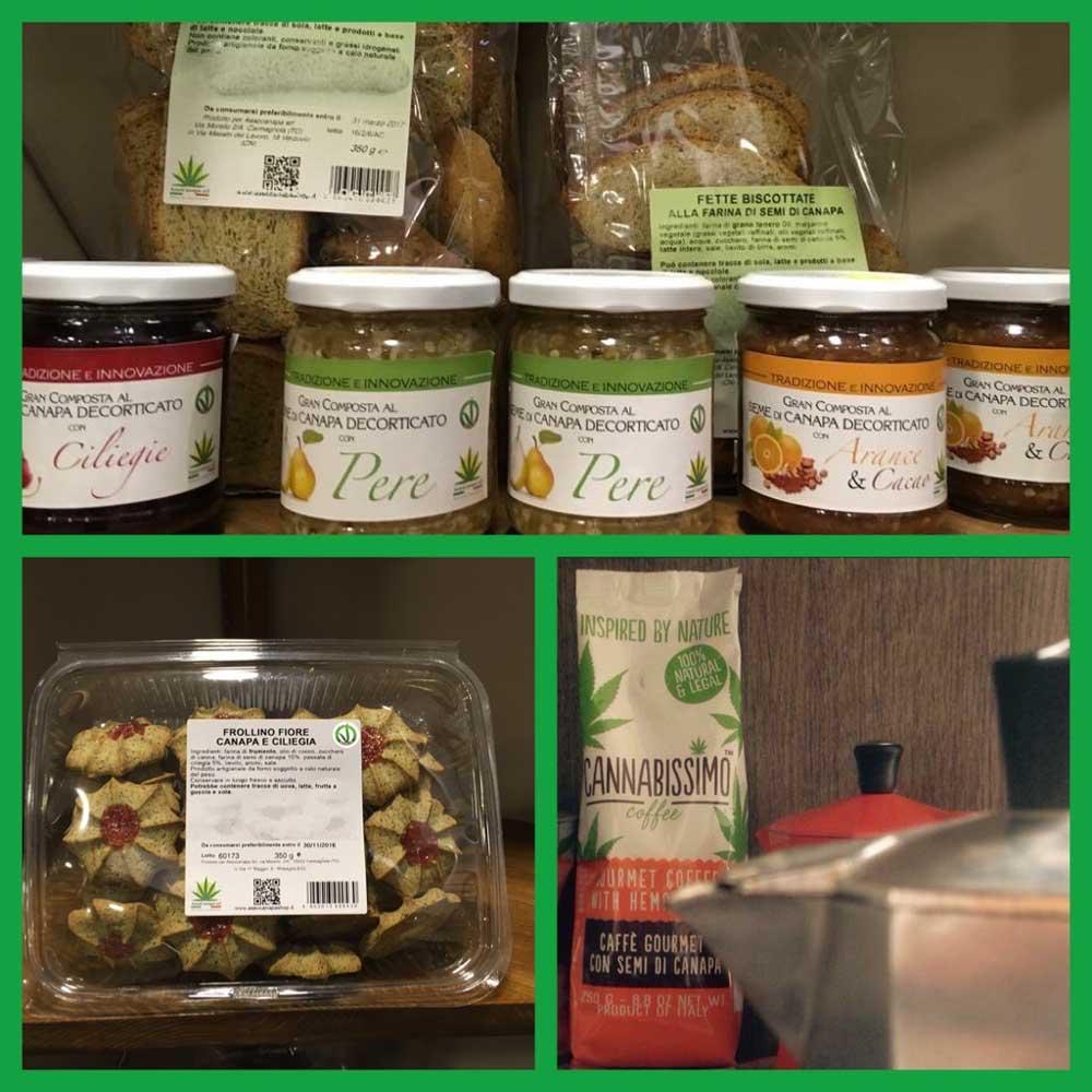 Prodotti alimentari bio e naturali