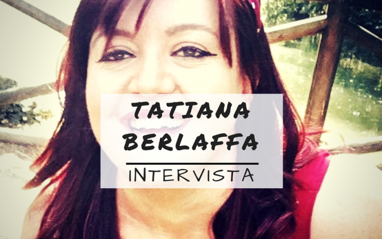 INTERVISTA A TATIANA BERLAFFA AUTRICE DEL BLOG GREEN TEA FOR BREAKFAST