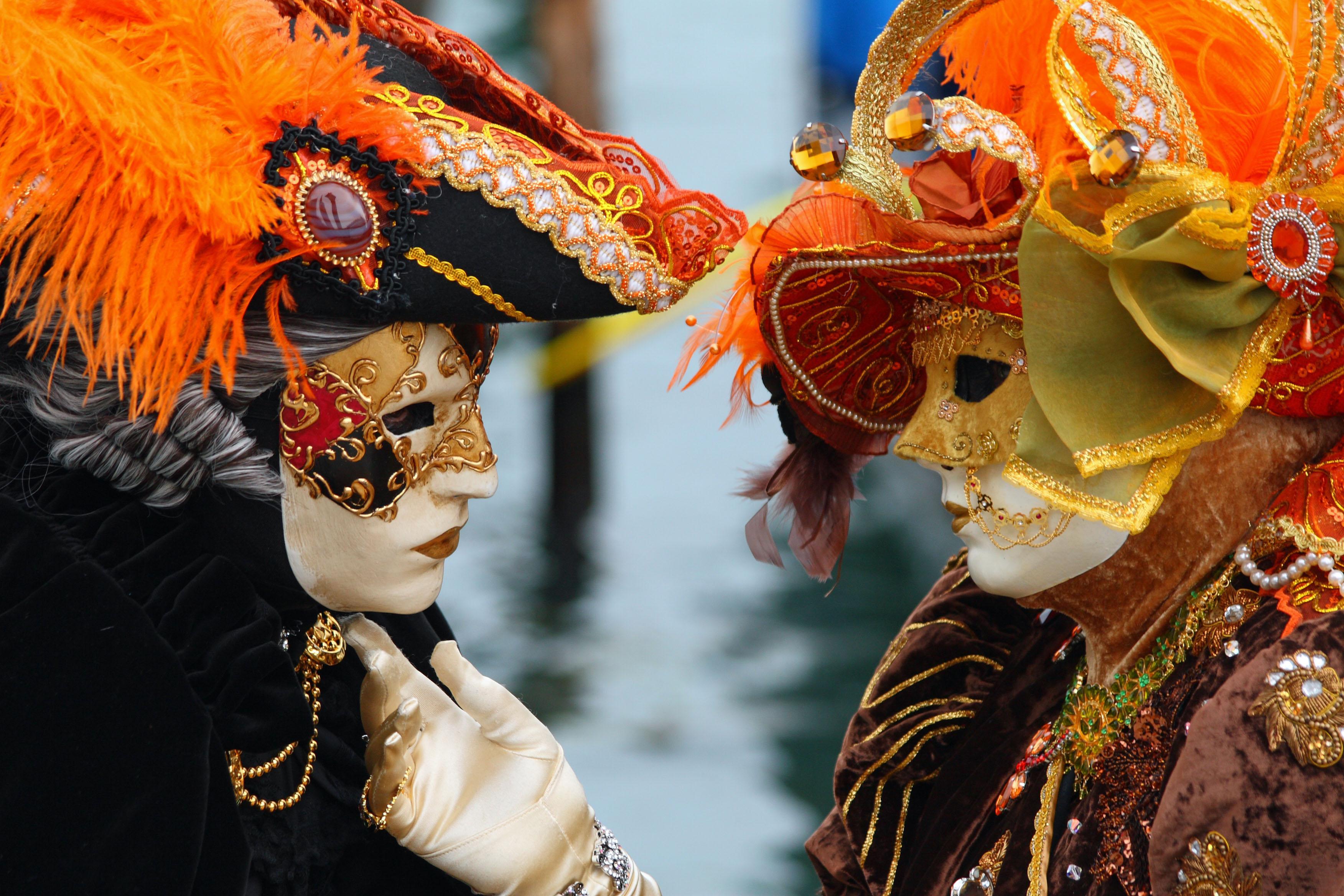 Cosa fare durante il Carnevale di Venezia