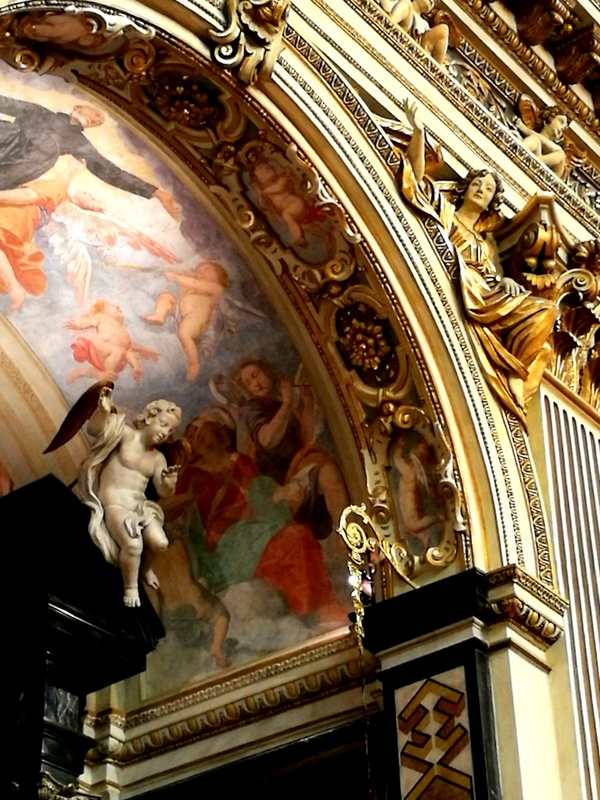 Arte e storia all'interno della Chiesa di Sant'Antonio Abate