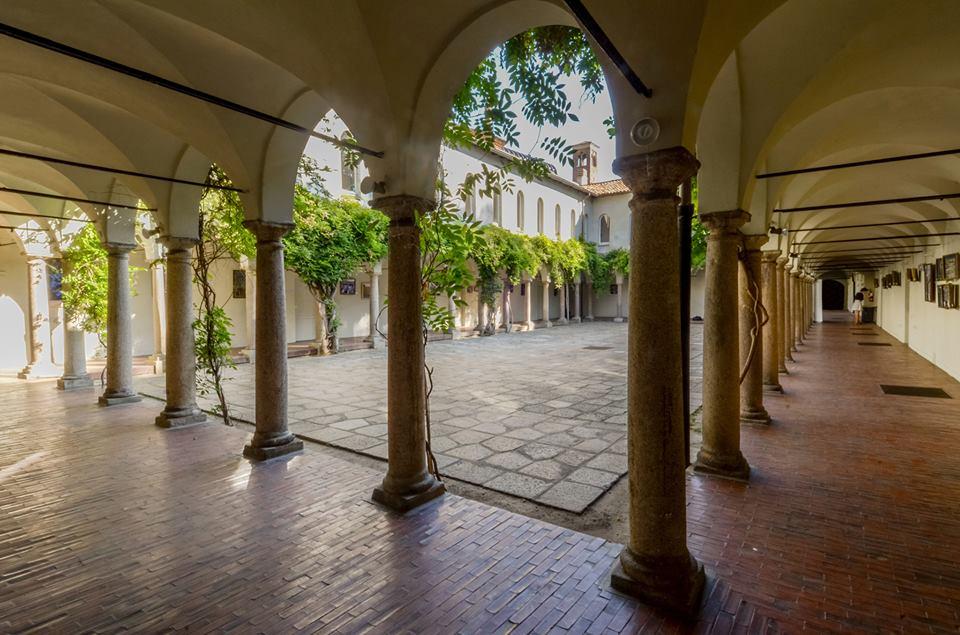 Un antico convento nel cuore di Milano