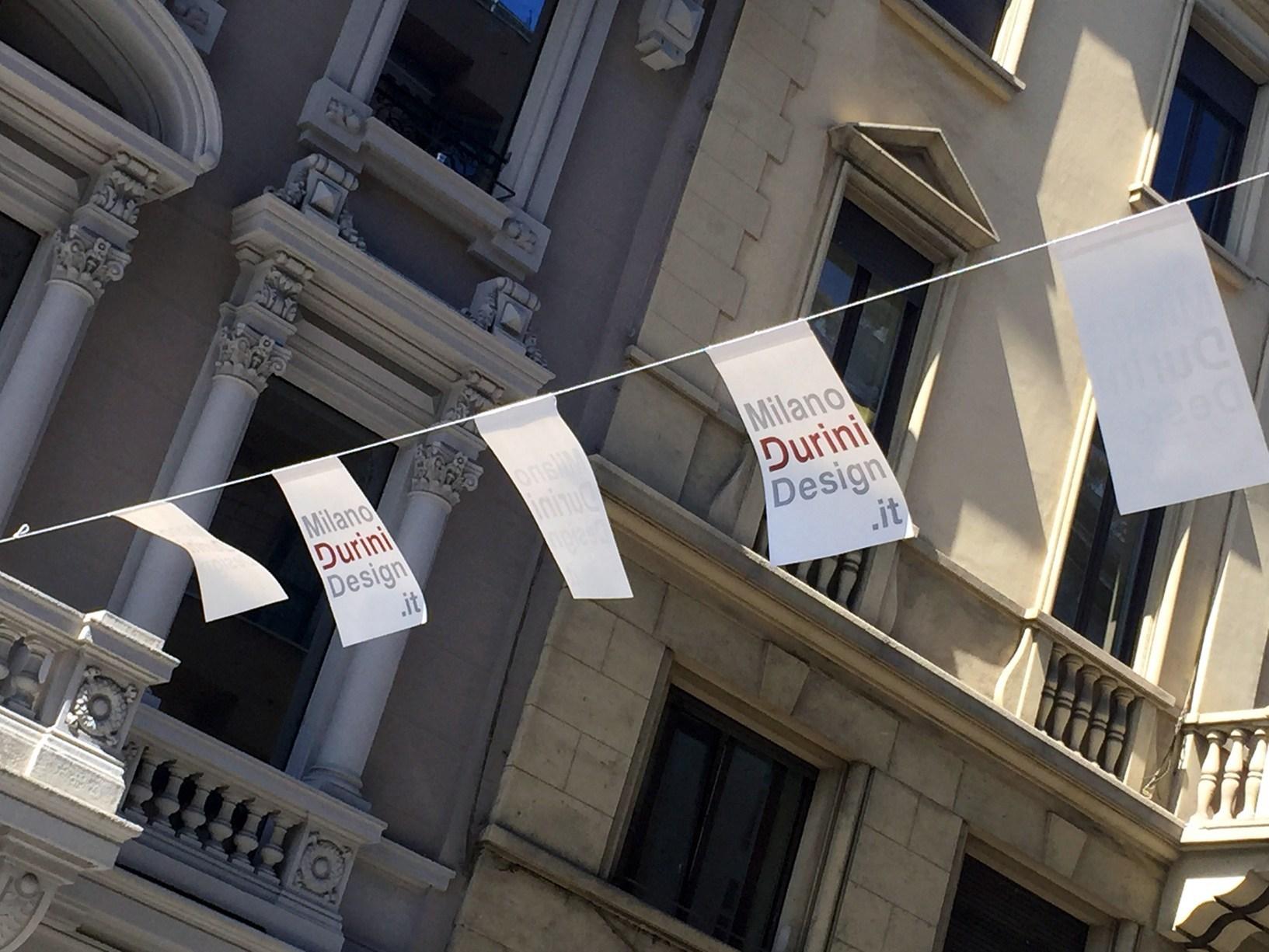 Via Durini tappa imperdibile della Design Week