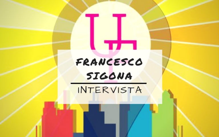 URBAN FINDER: INTERVISTA AL FOUNDER FRANCESCO SIGONA