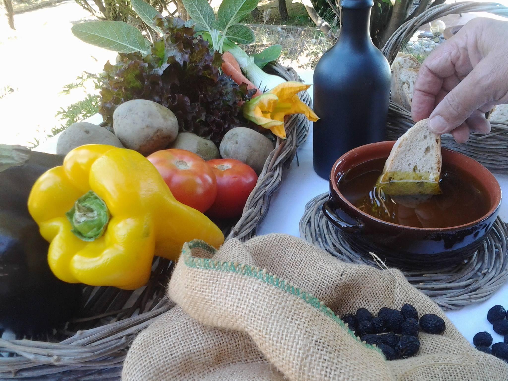 Cucina in Umbria