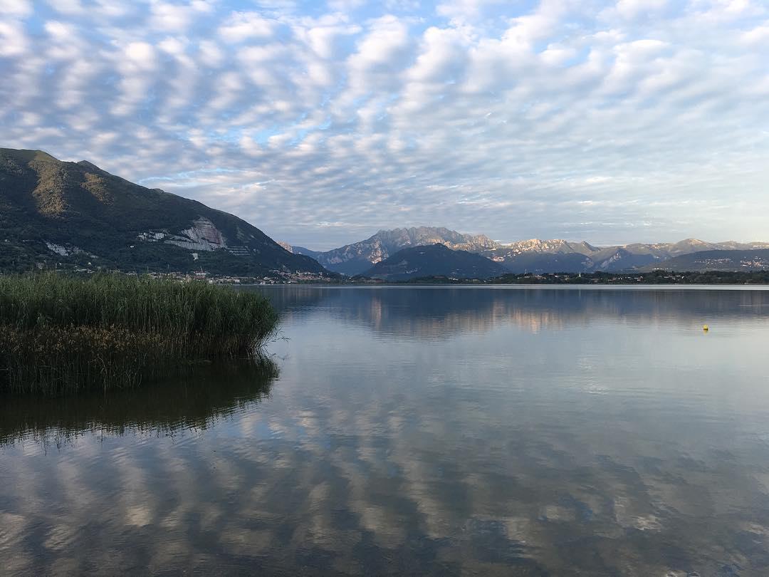 Lago in Lombardia