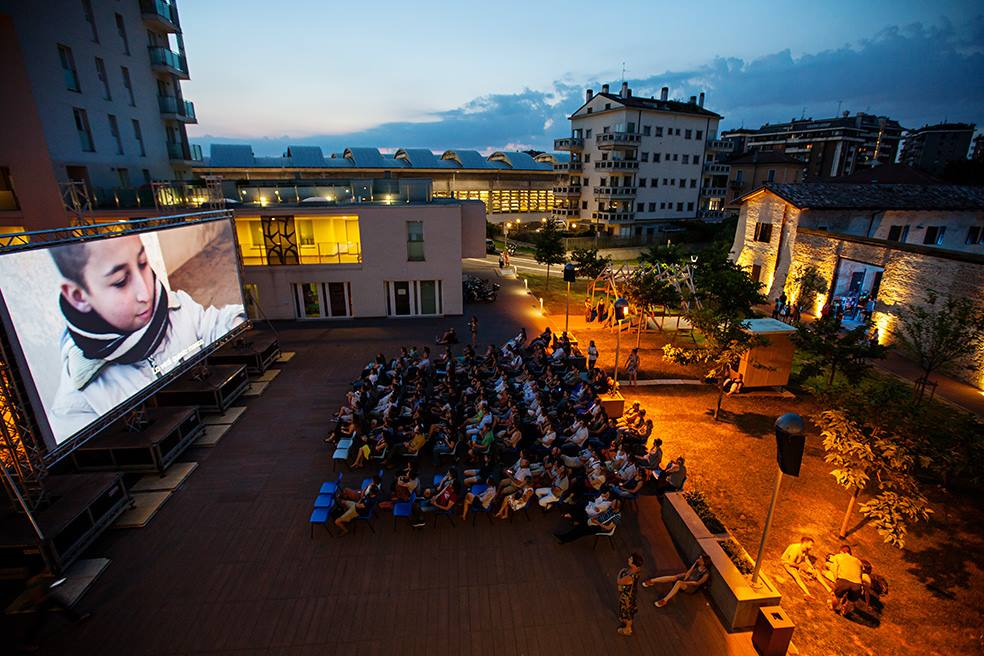 Cinema all'aperto a Milano