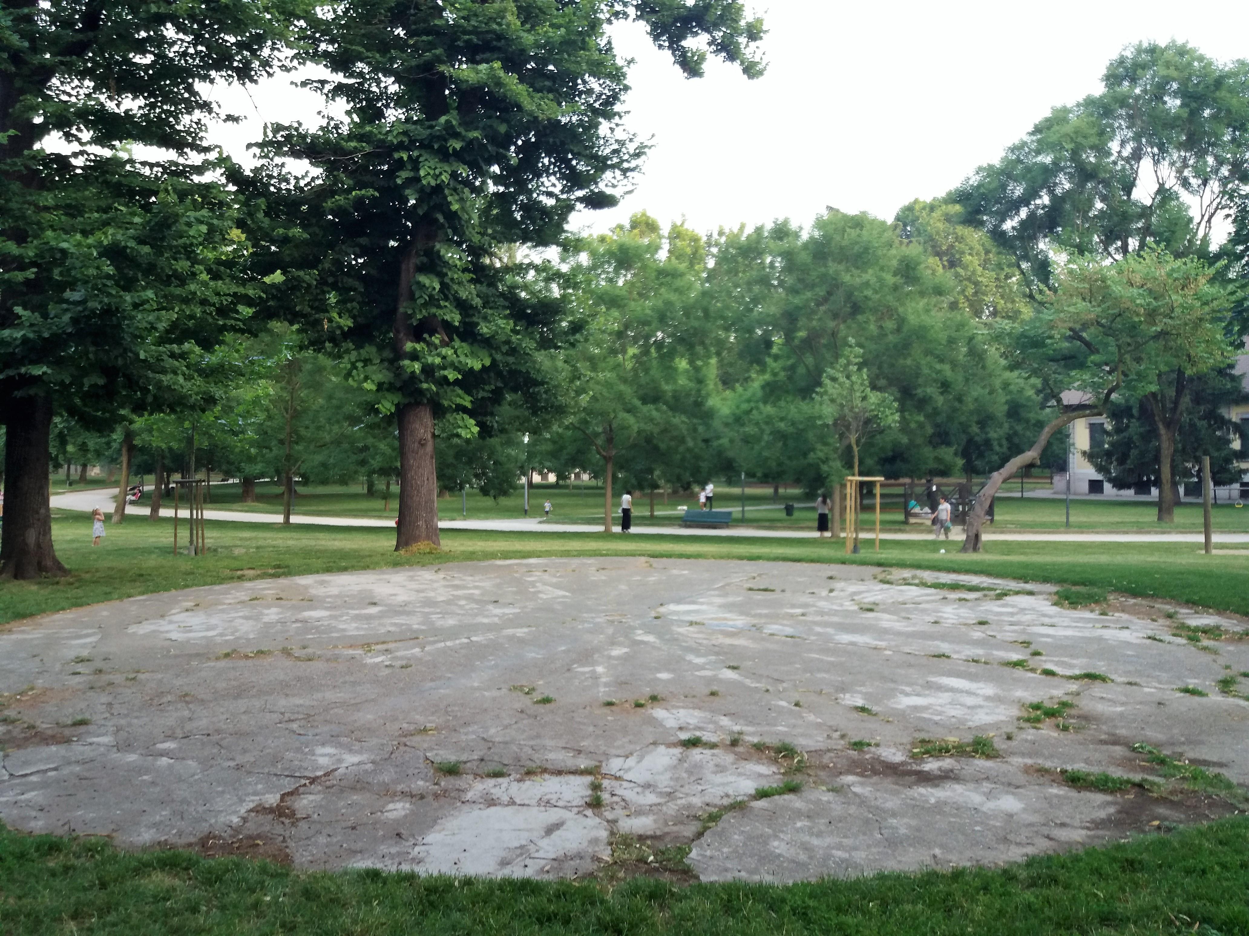 Iniziative al parco Trotter