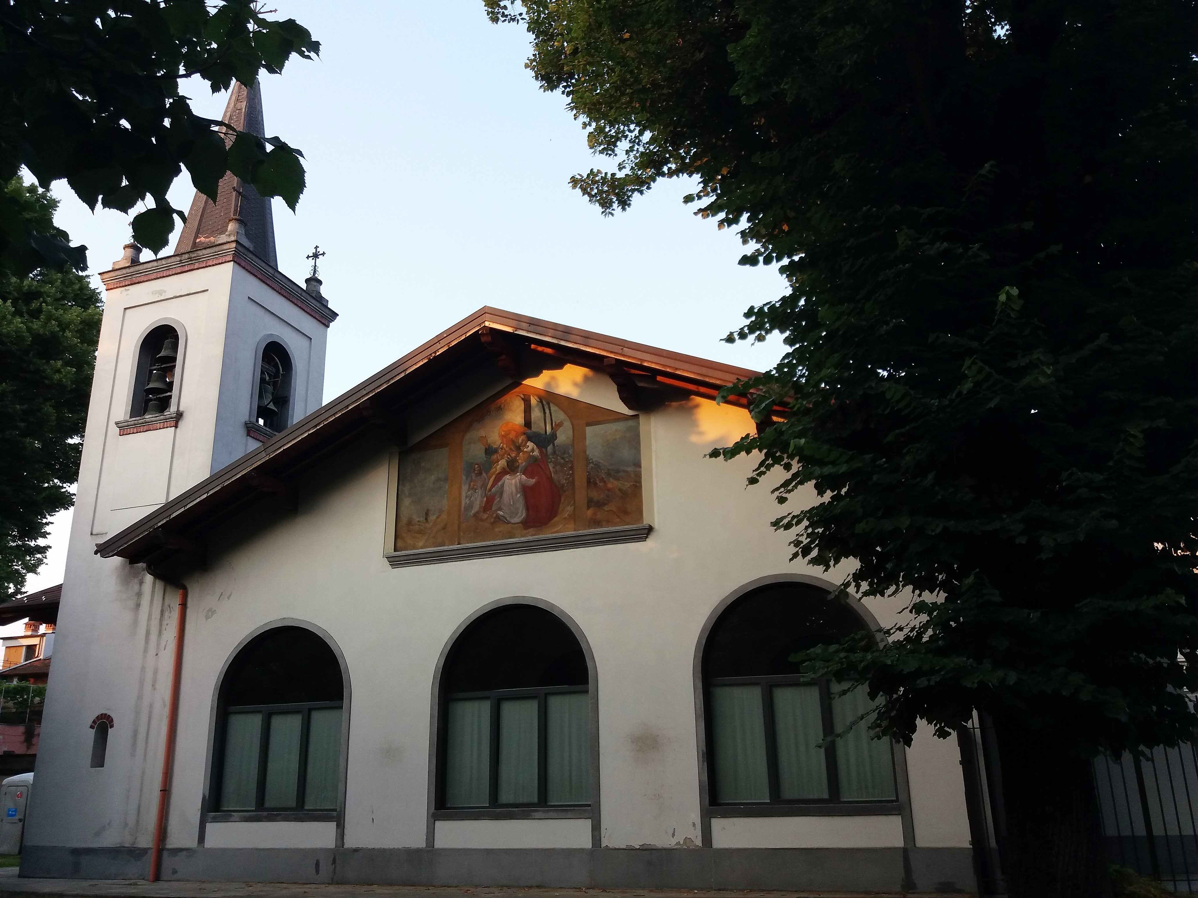 Chiesa nel Parco Trotter