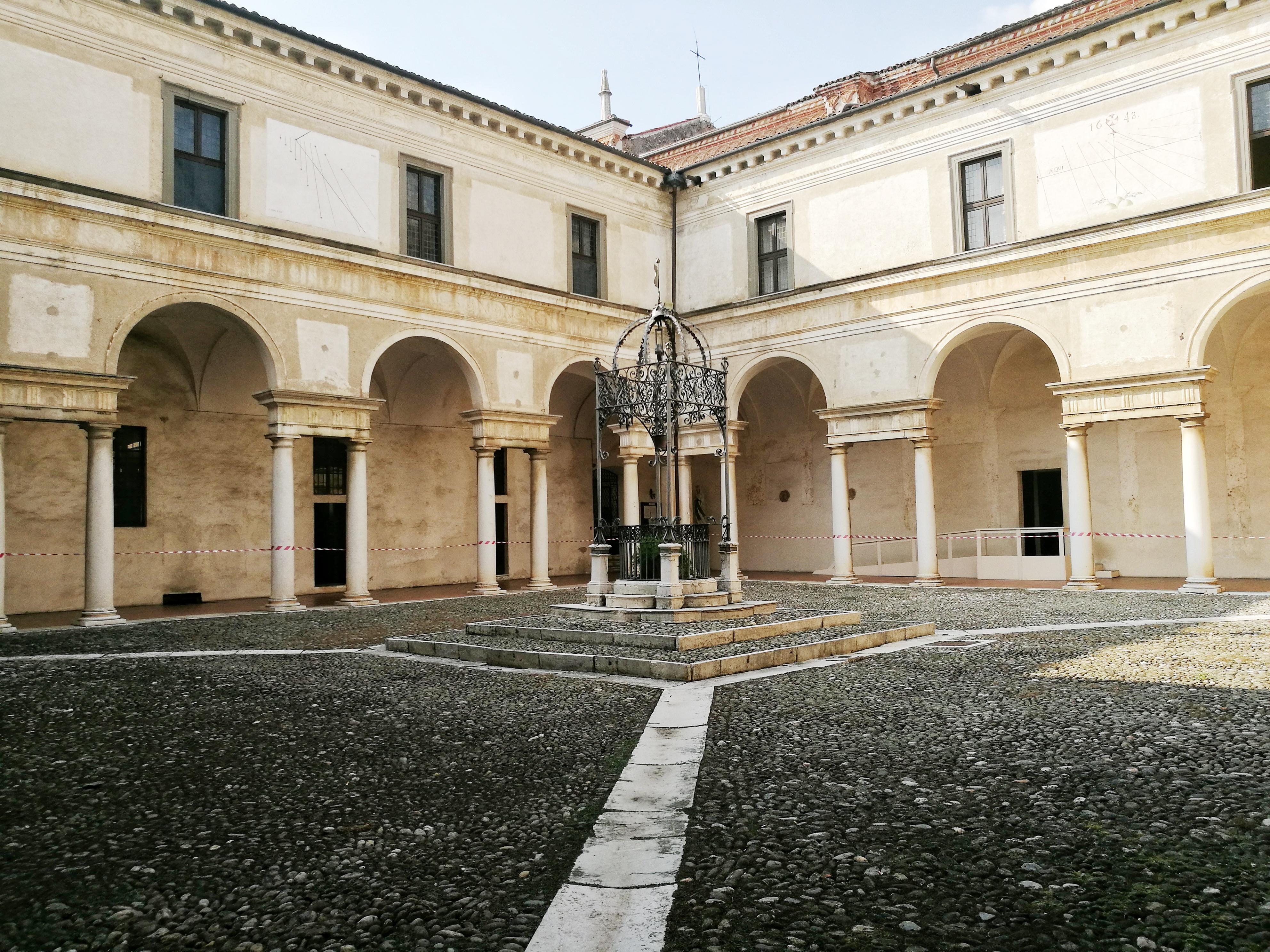 Chiostri abbazia Franciacorta