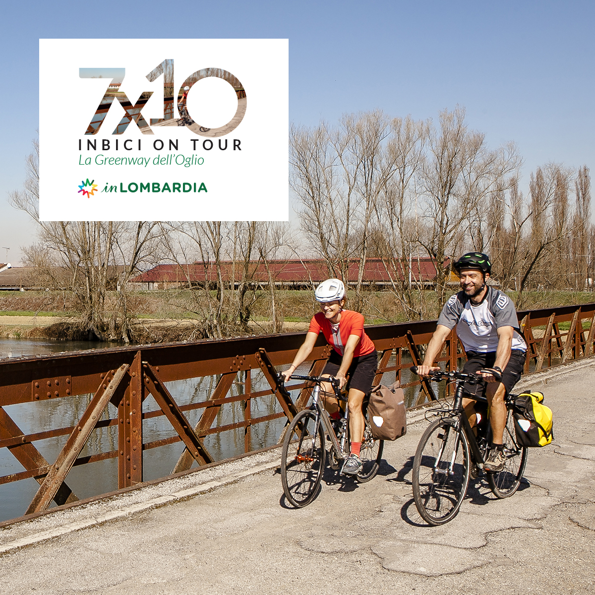 Cicloturismo in Lombardia