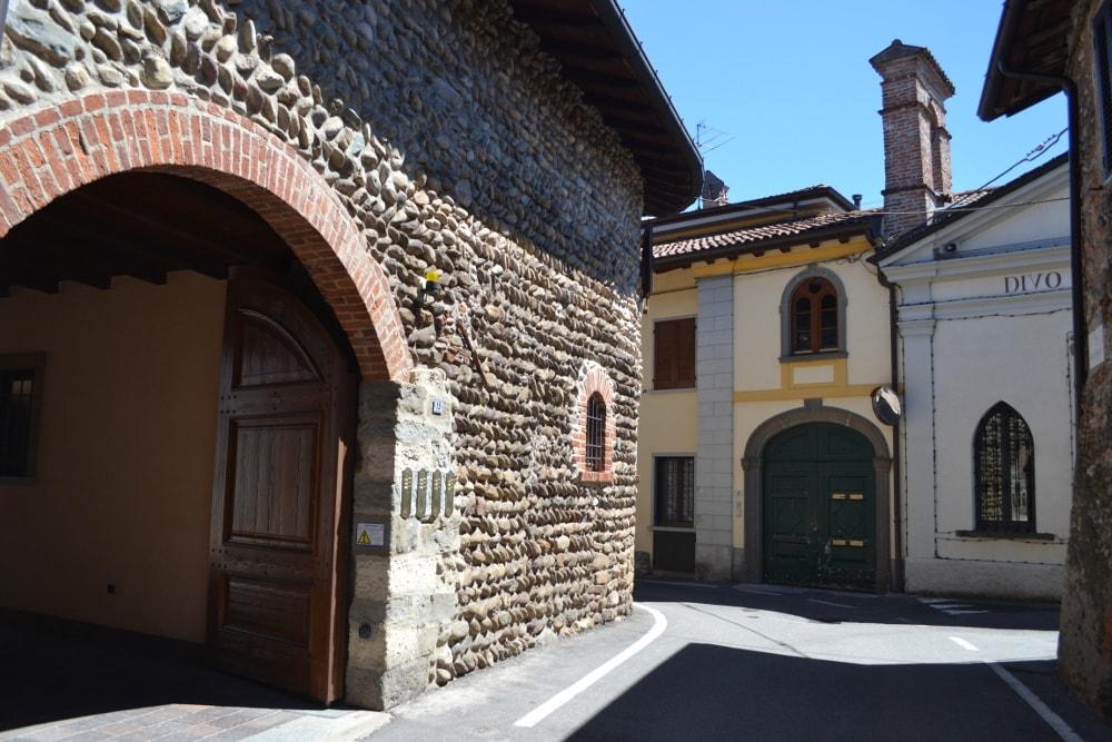 Borgo medioevale Bergamo
