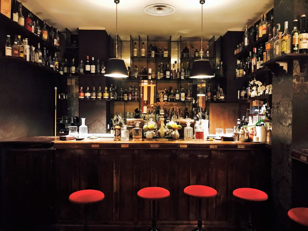 secret bar milano