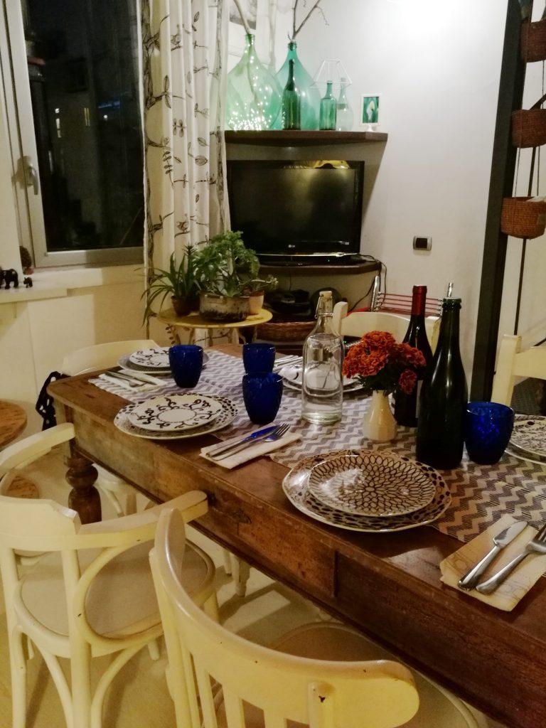 social dinner milano
