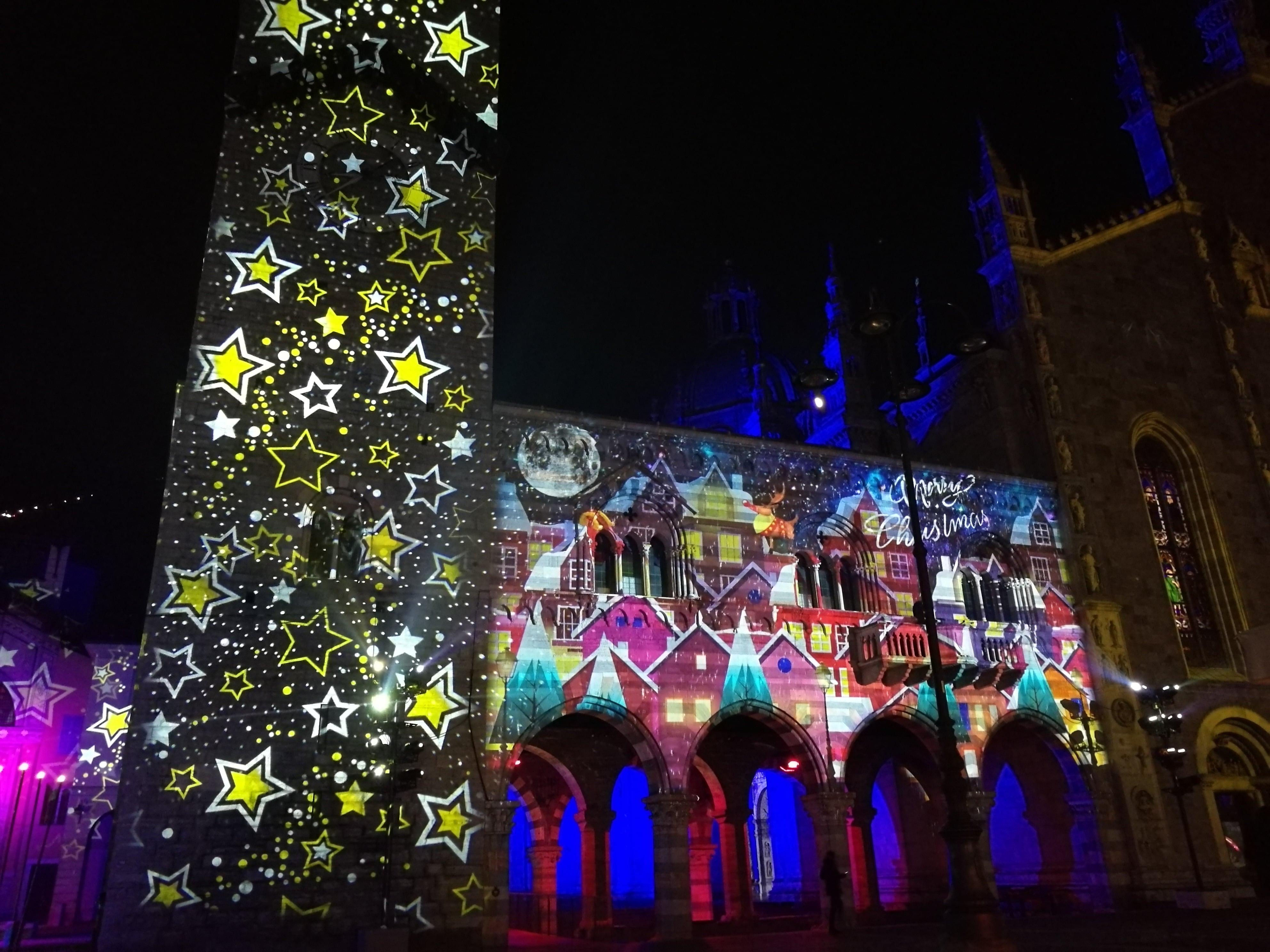 Natale vicino Milano