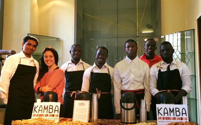 LE CENE SOLIDALI DELL'ASSOCIAZIONE KAMBA