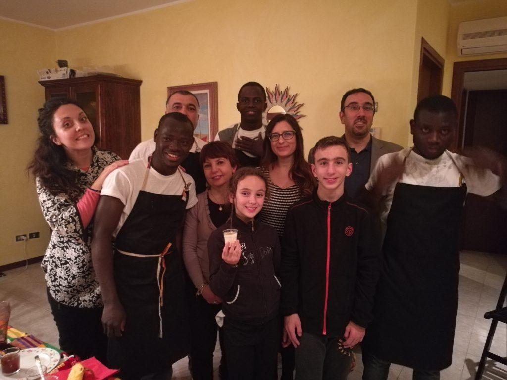 Associazione Kamba porta a casa la cucina africana