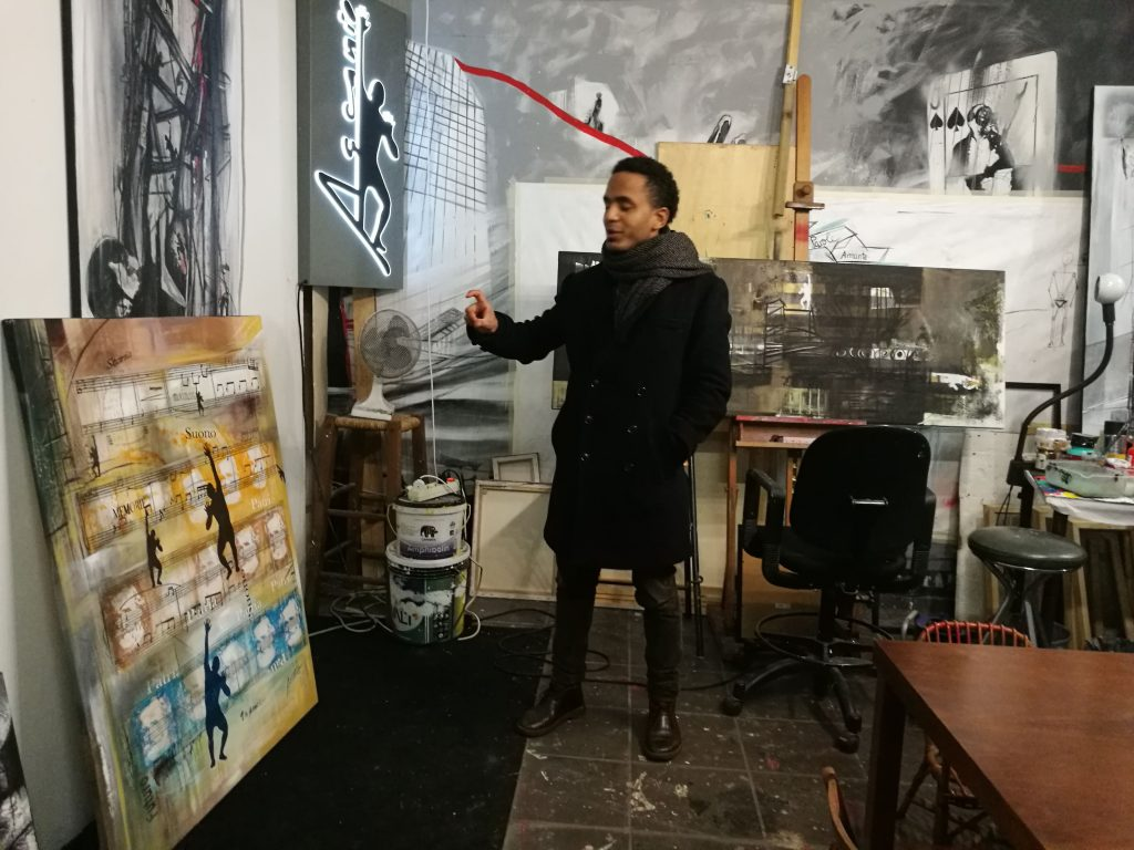 18 MARZO STREET ART TOUR IN COMPAGNIA DI ASCANIO E ARTEPASSANTE