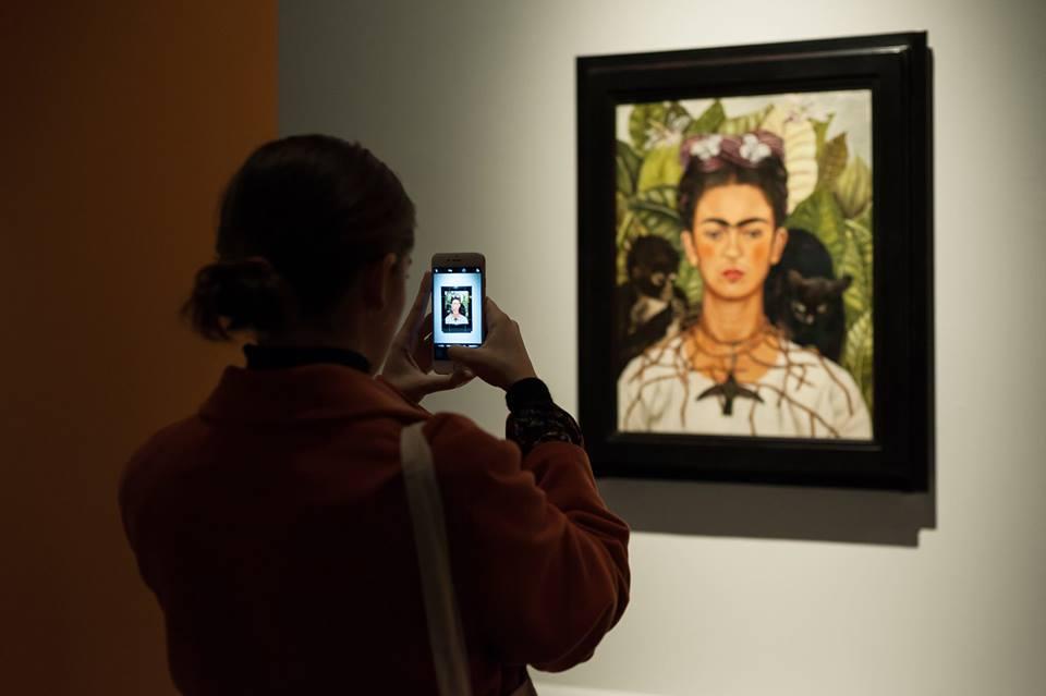 Mostra Frida Pasqua a Milano