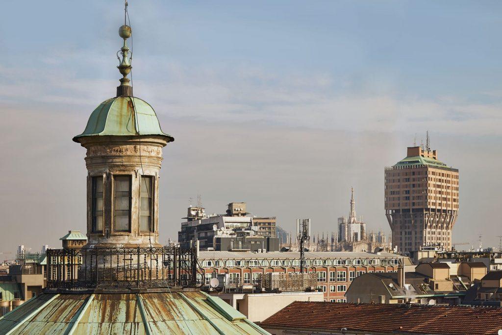 Campanile dei Sospiri Pasqua a Milano