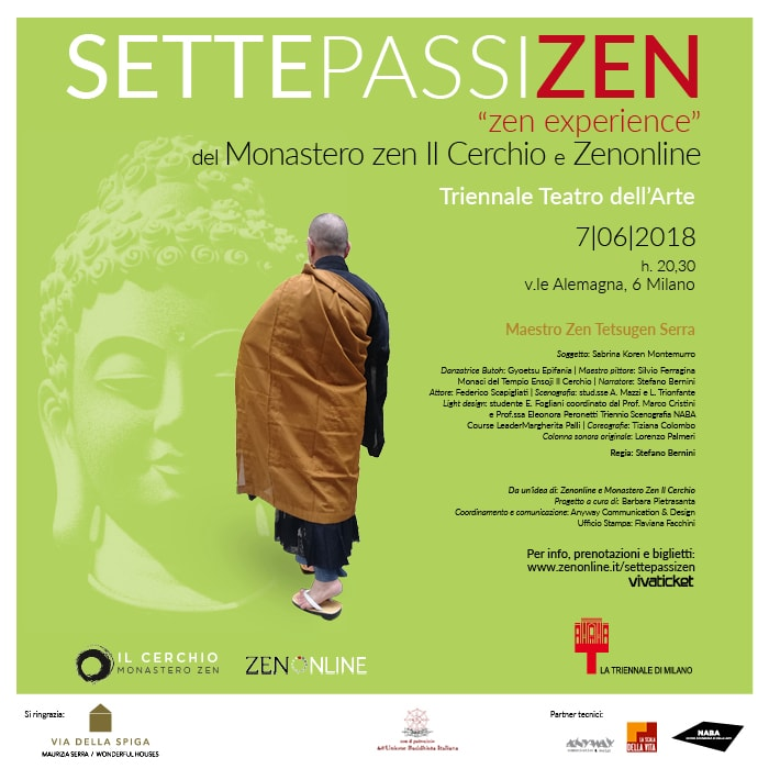 sette passi zen