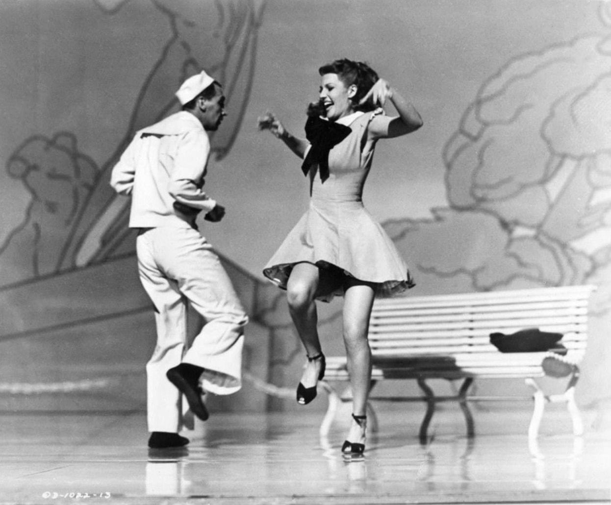 ballare swing milano
