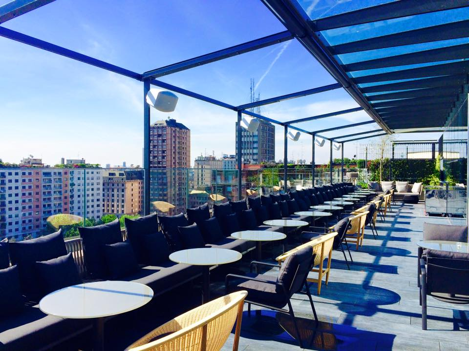 Rooftop Hotel Milano