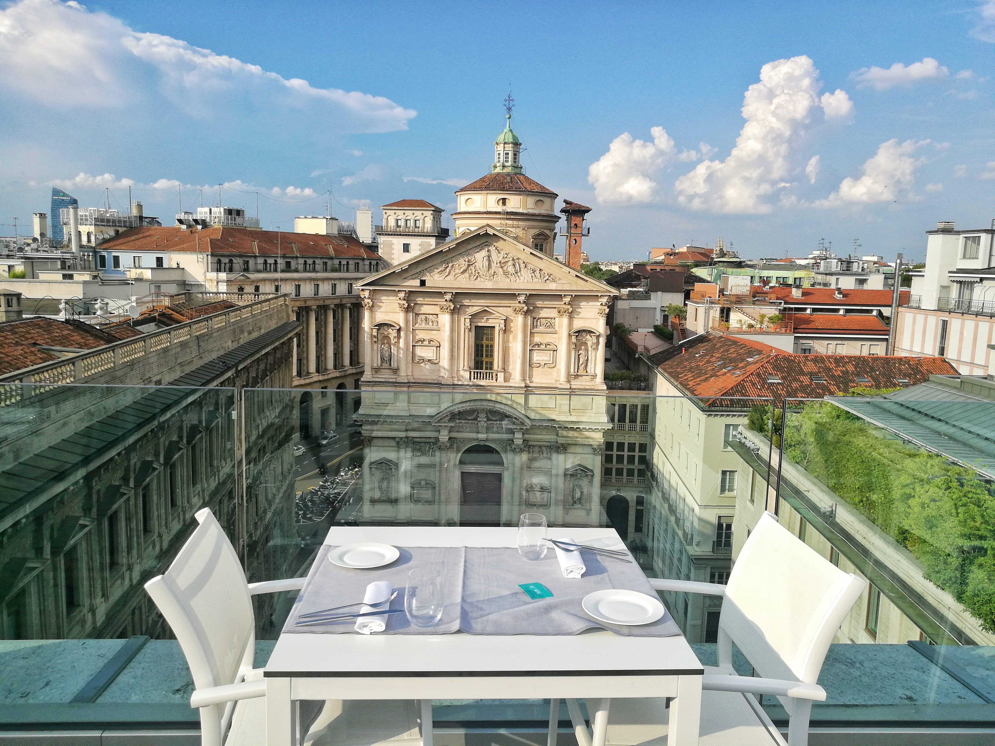 Taste On Top Il Temporary Rooftop Più Trendy Di Milano