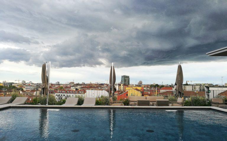 APERITIVO SULLE TERRAZZE DEGLI HOTEL: I SEI ROOFTOP PIU'BELLI DI MILANO