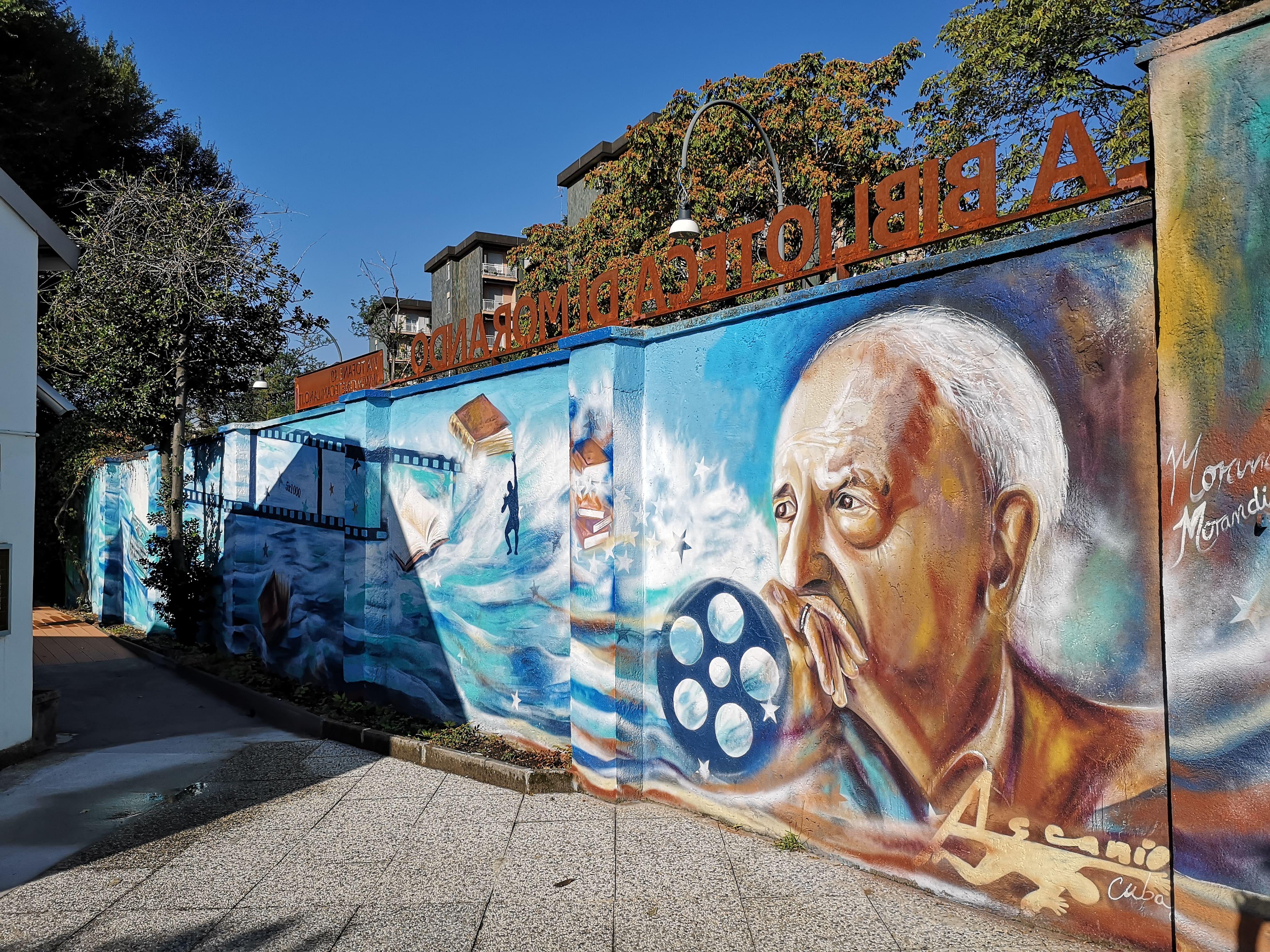 Street Art con l'autore Ascanio