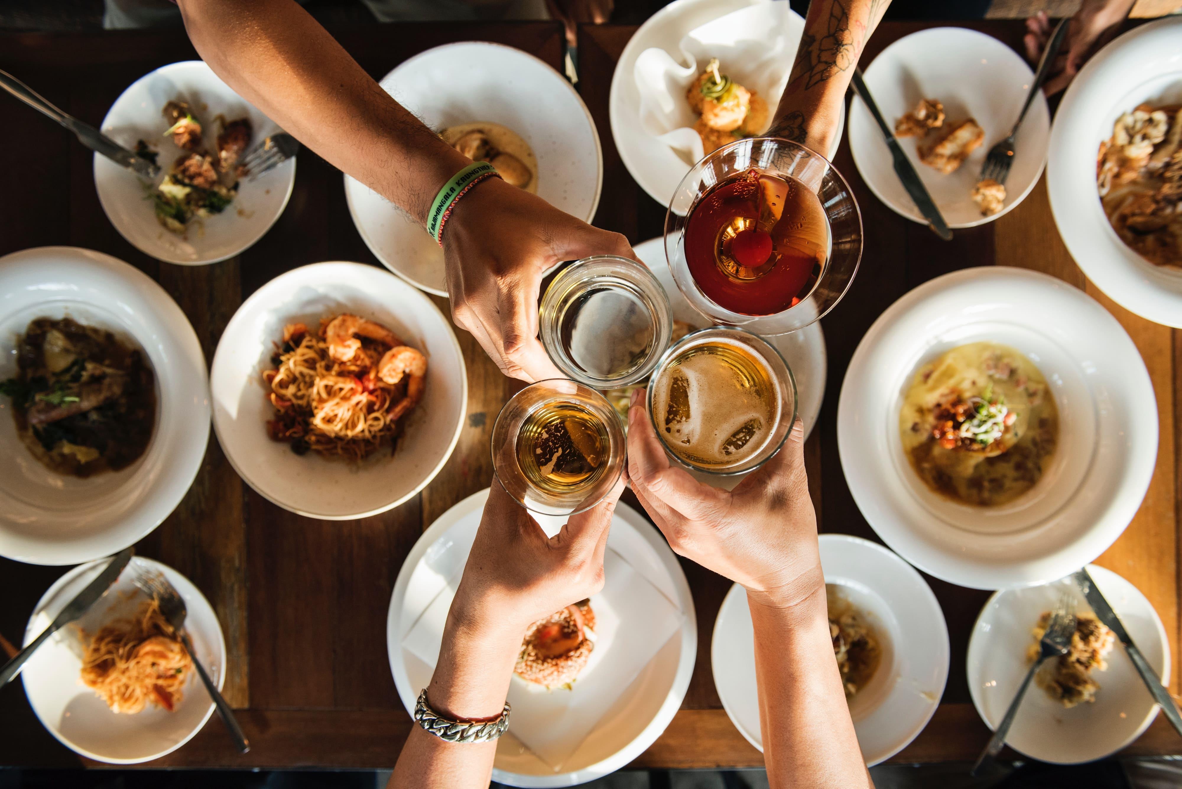 Mangiare e bere a Milano - Milano Sguardi Inediti
